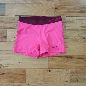 Nike Pro Fri Fit Shorts Size L